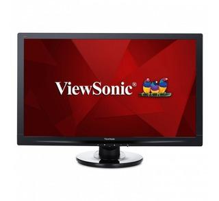 Monitor Viewsonic Va2446mh 24 Full Hd Hdmi/vga Pantalla
