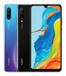 Huawei P30 Lite, 4gb/128gb, Camara Triple. Negro