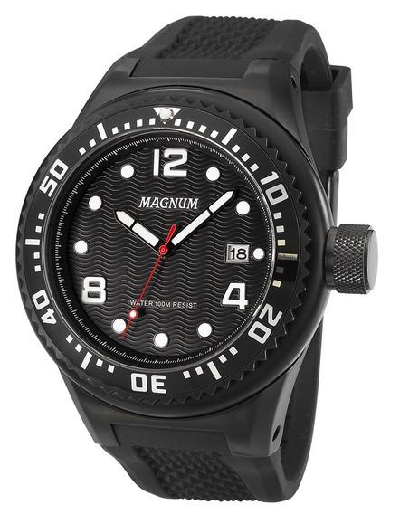Relógio Magnum Oversized Masculino Ma34021d