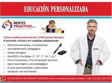Refuerzos Escolares Y Clases Particulares Bogota