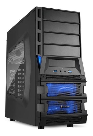 Pc Gamer I5 3470 8gb Ram, Geforce9800 (1800 Gabinete Comum)