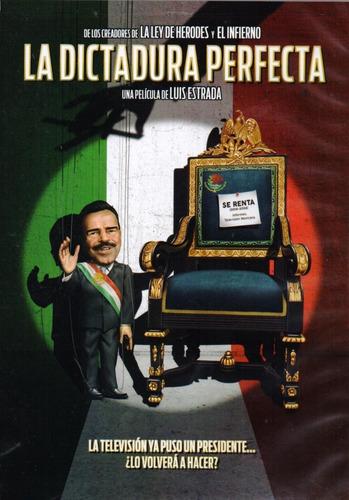 La Dictadura Perfecta Damian Alcazar Pelicula Dvd