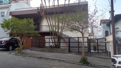 Sobrado Residencial Para Venda E Locação, Chácara Inglesa, São Bernardo Do Campo - So6573. - So6573