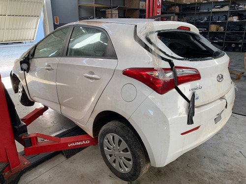 Imagem 1 de 14 de Sucata Para Retirar Peças Usadas Hyundai Hb20 1.6 Automático
