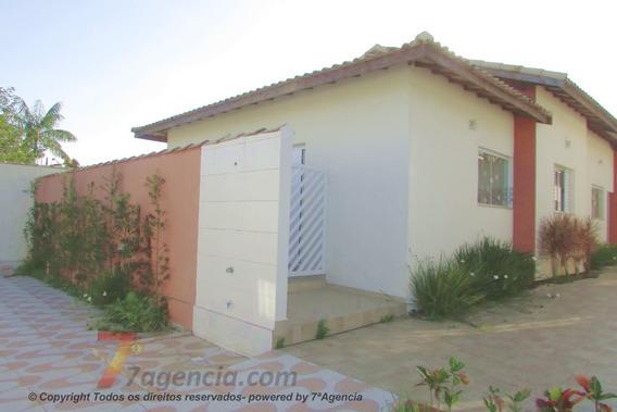 Ch90 Casa Nova Em Condominio Fechado 3 Quartos 1 Vaga