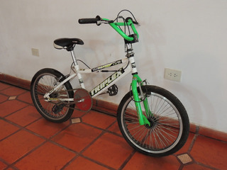 Bicicleta Bmx Marca Triplex
