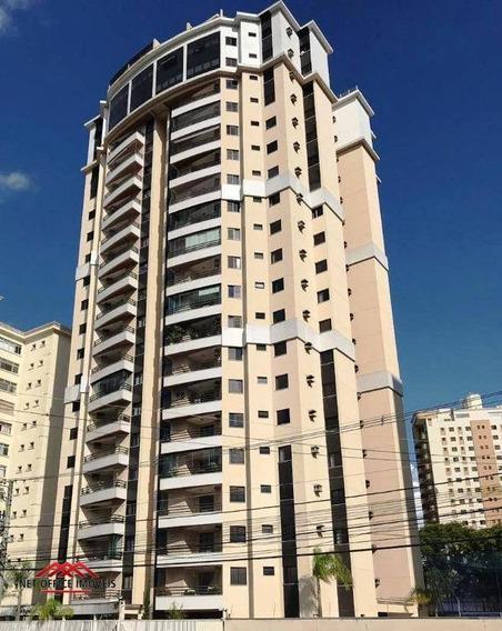 Apartamento Com 2 Dormitórios Para Alugar, 125 M² Por R$ 2.300,00/mês - Jardim Das Colinas - São José Dos Campos/sp - Ap1888