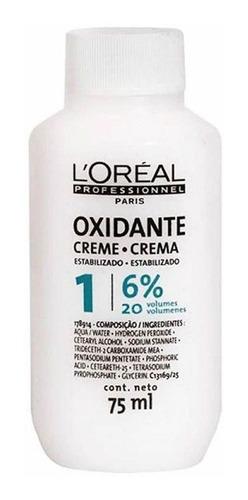 Imagem 1 de 1 de Creme Loreal Super Promoção Oxidante 6% 75ml - (20 Volumes)