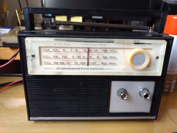 Radio Semp - Transistorizado - Am - Sw1 - Sw2