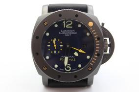243d3a7ec294 Reloj Panerai Luminor Gmt - Relojes en Mercado Libre México