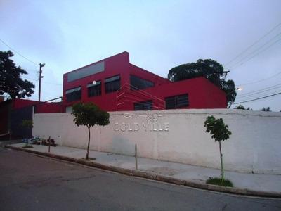 Ga0017 - Aluguel De Galpão Em Taboão Da Serra - Ga0017 - 33871531