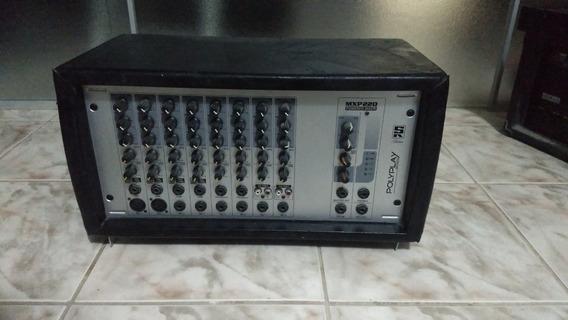 Mixer Amplificador Staner