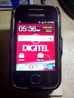 Celular Samsung Galaxy Y Liberado
