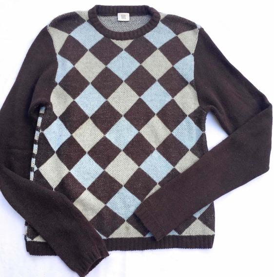 Suéter De Lana Sail