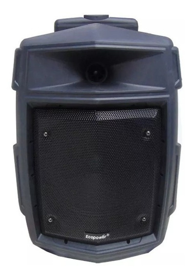 Caixa De Som Ecopower Ep-1901 8 120w Radio Fm/usb/sd Blueto