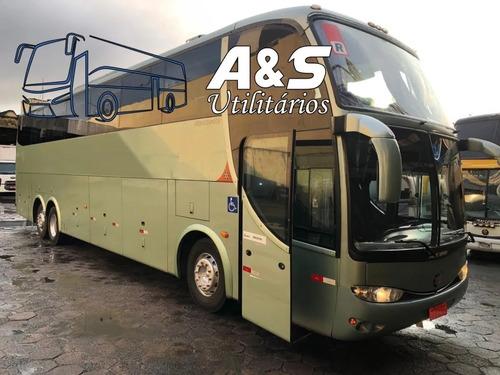 Imagem 1 de 6 de Marcopolo Paradiso Ld 1550 2011 Scania K380 Ais Ref 735