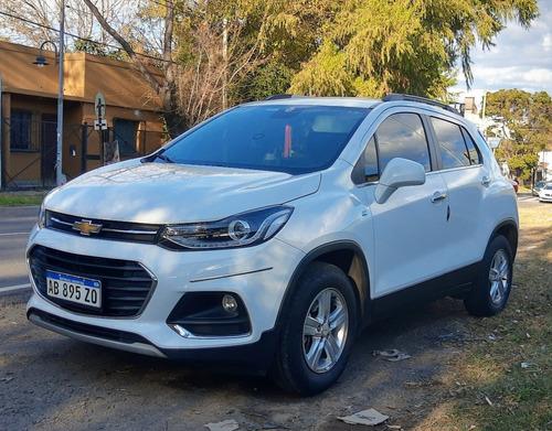 Chevrolet Tracker 2017 Ltz Fwd 40000 Km Excelente Estado