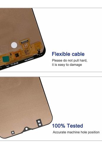 Imagen 1 de 1 de Pare De Sufrir Pantalla Compatible Samsung A30s Tft  Funcion