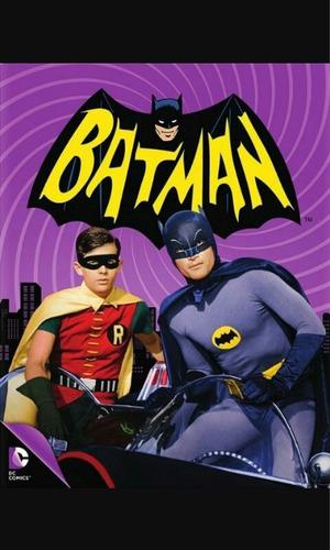 Batman Y Robin Serie Completa Audio Latino