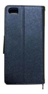 Funda Blu Pure Xr Flip Cover Tipo Libro