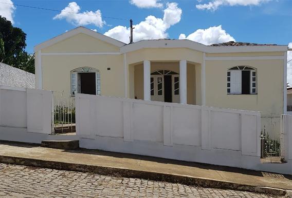 Casa Grande No Alto Da Bela Vista Em Iguaí Ba - Panorâmica