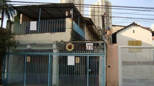 Casa Com 3 Dormitórios À Venda, 300 M² Por R$ 390.000,00 - Vila Moreira - Guarulhos/sp - Ca0675
