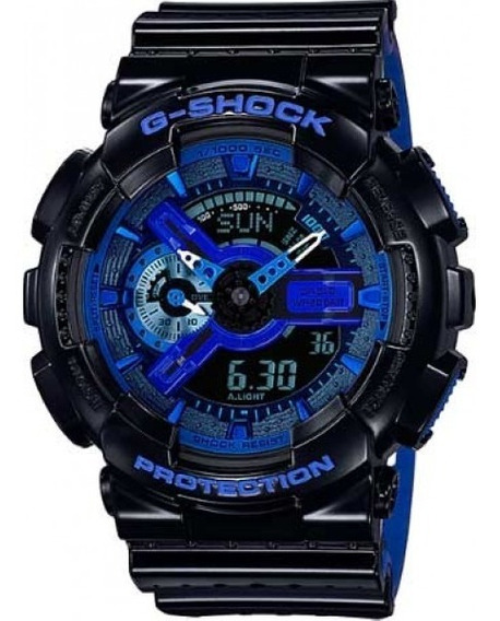 Relógio Casio G-shock Anadigi Ga-110lpa-1adr Original