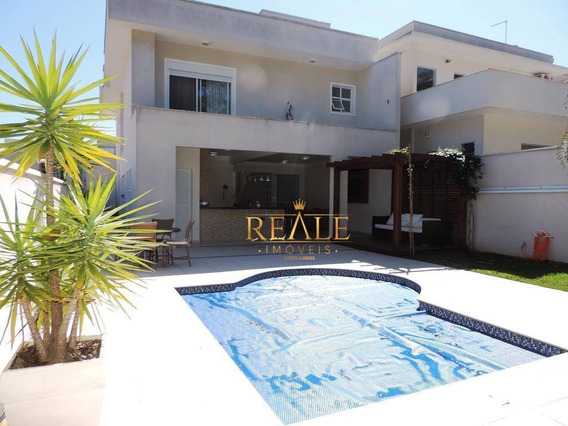 Casa Com 3 Dormitórios À Venda, 250 M² Por R$ 1.400.000,00 - Condomínio Reserva Da Mata - Vinhedo/sp - Ca1352