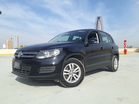 Volkswagen Tiguan 2012 Native Unico Dueño Clima Bluetooth
