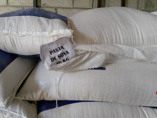 Pasta De Soya Para Engorda De Cerdos O Ganado 40kg