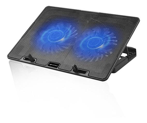 Base Refrigerada Para Notebook 10 E 15.6 Polegadas