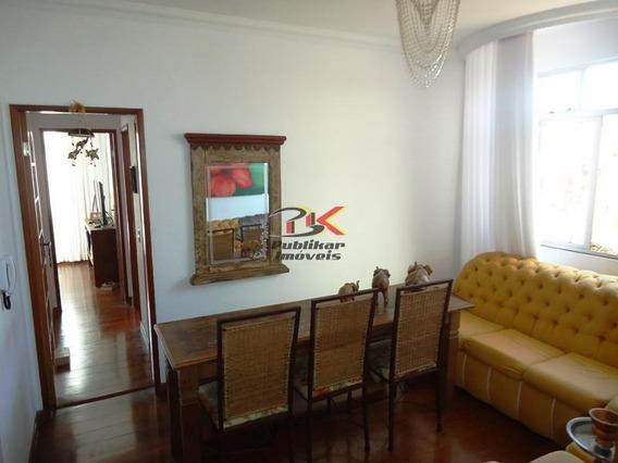 Apartamento Com 2 Dorms Em Belo Horizonte - Sagrada Família Por 310.000,00 À Venda - 331