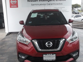 Nissan Kicks Crossover 5p Advance L4/1.6 Aut