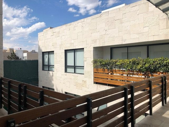 Pent House Con Roof Garden Privado