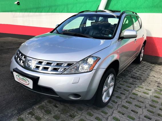 Nissan Murano Sl 4x4 Top De Linha. Único Dono. Lindo Carro!