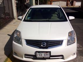 Nissan Sentra 2.0 Custom Cvt Excelente Estado General