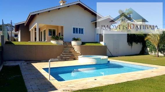 Casas Em Condomínio À Venda Em Atibaia/sp - Compre O Seu Casas Em Condomínio Aqui! - 1452748