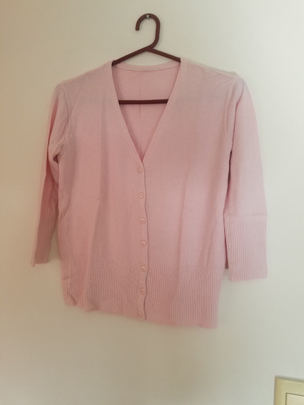 Sweater/campera Lycra, Color Rosa, Talle M