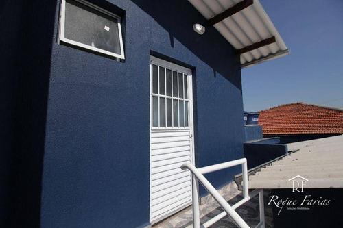 Imagem 1 de 11 de Kitnet Para Alugar, 40 M² Por R$ 1.400,00/mês - Jaguaré - São Paulo/sp - Kn0013