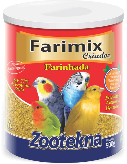 Farimix Criador 27 Super Premium - Baunilha - 500g