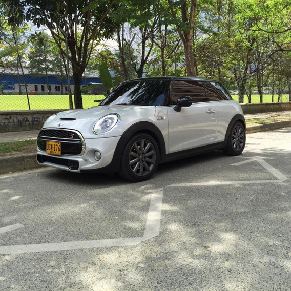 Mini Cooper S 2015 2.0 Turbo Automatico