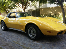 Chevrolet Corvette Stingray 350 V8 5.7litros 1975