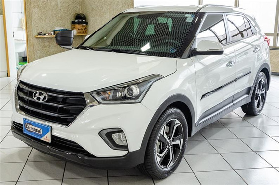 Hyundai Creta 1.6 Flex At Launch Edition
