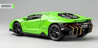 Miniatura Lamborghini Centenario Lp 770-4 Luxo Metal