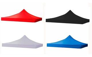 Carpa Repuesto Lona 3x3 100% Impermeable Grueso Colores