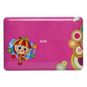 Netbook Bak Bk Infantil - Emilia