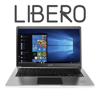 Laptop Ghia Libero E 14.1 Pulg Metal-plastic/ Celeron N3350