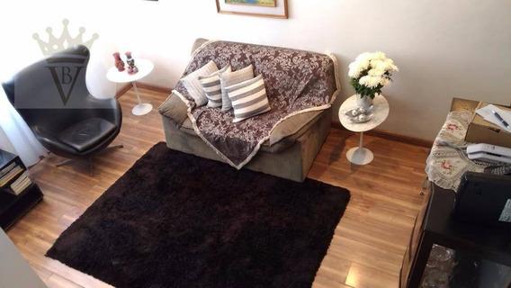 Apartamento Com 2 Dormitórios À Venda, 115 M² Por R$ 670.000 - Parque Novo Mundo - São Paulo/sp - Ap3014
