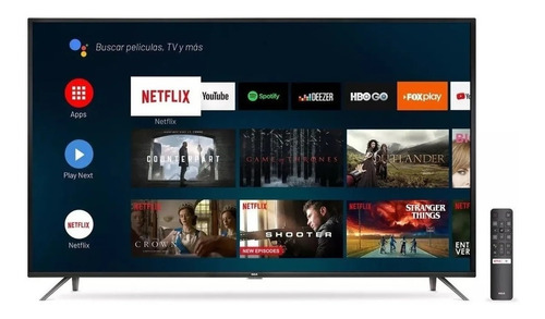 Smart Tv Rca X50andtv Led 50'' 4k Uhd Android Hdr Wifi Beiro