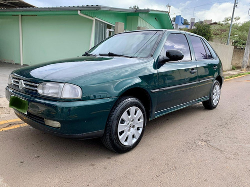 Volkswagen Gol 1999 1.6 Mi Cl 5p Gasolina